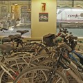 Furgón para bicis de 470
