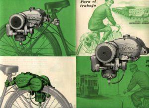 Motores auxiliares REX