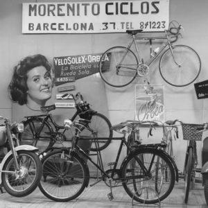 tienda bicicletas velosolex