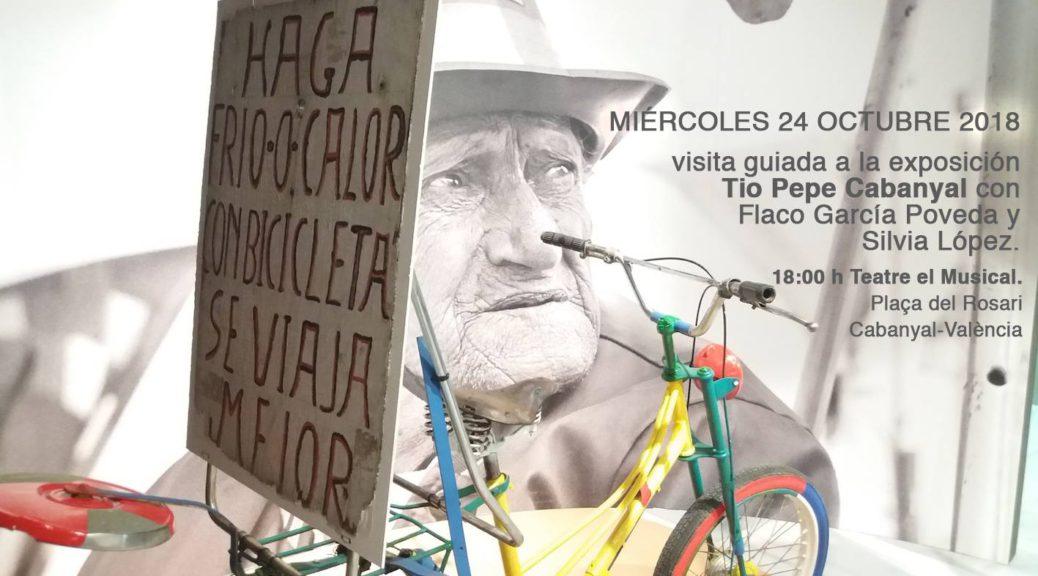 Visita guiada Exposición Tio Pepe Cabanyal