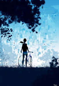 "Ilustrador: Pascal Campion ""Around the bay 03rdc"""